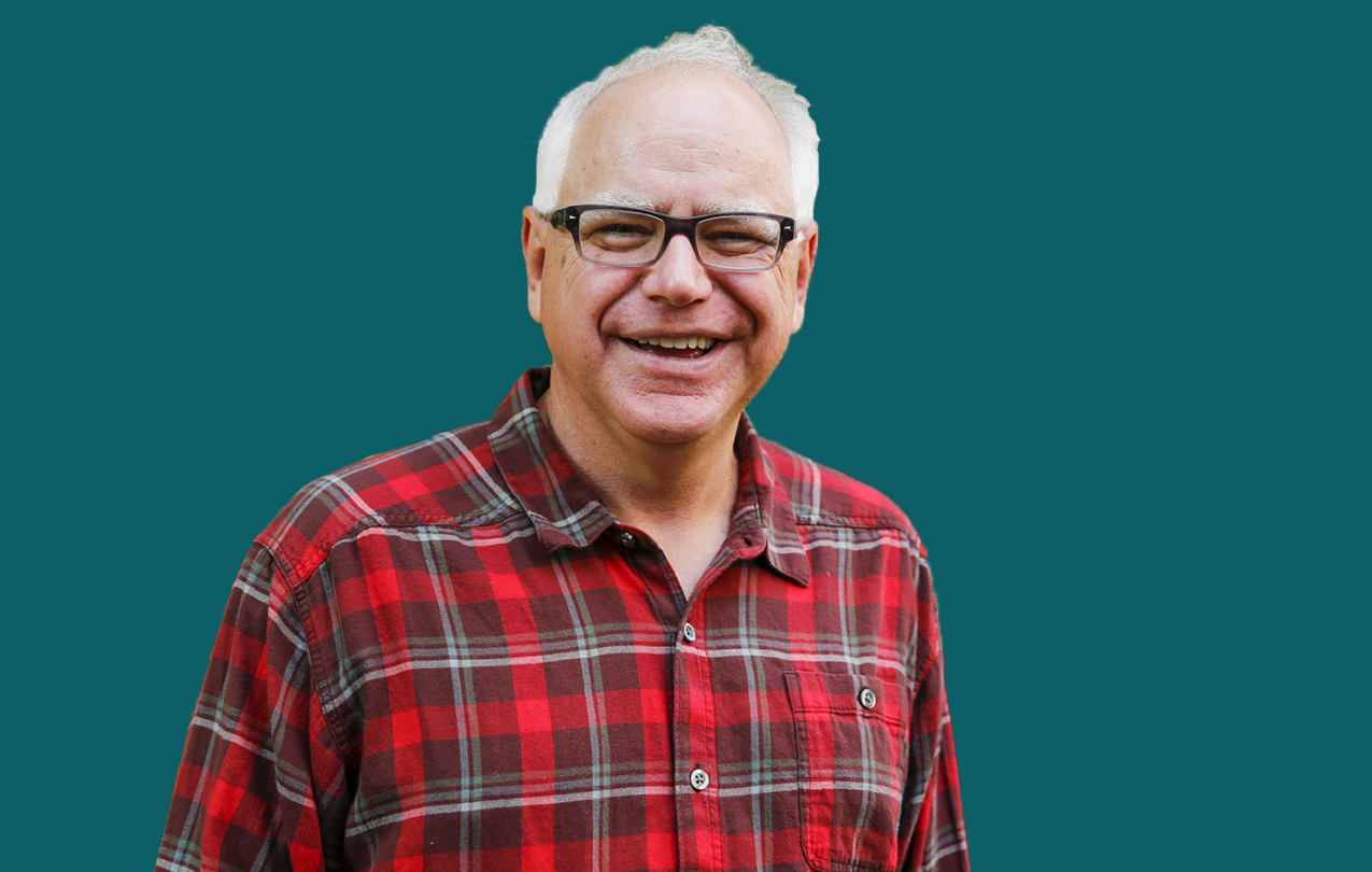 Best Candidates for Working People: Tim Walz