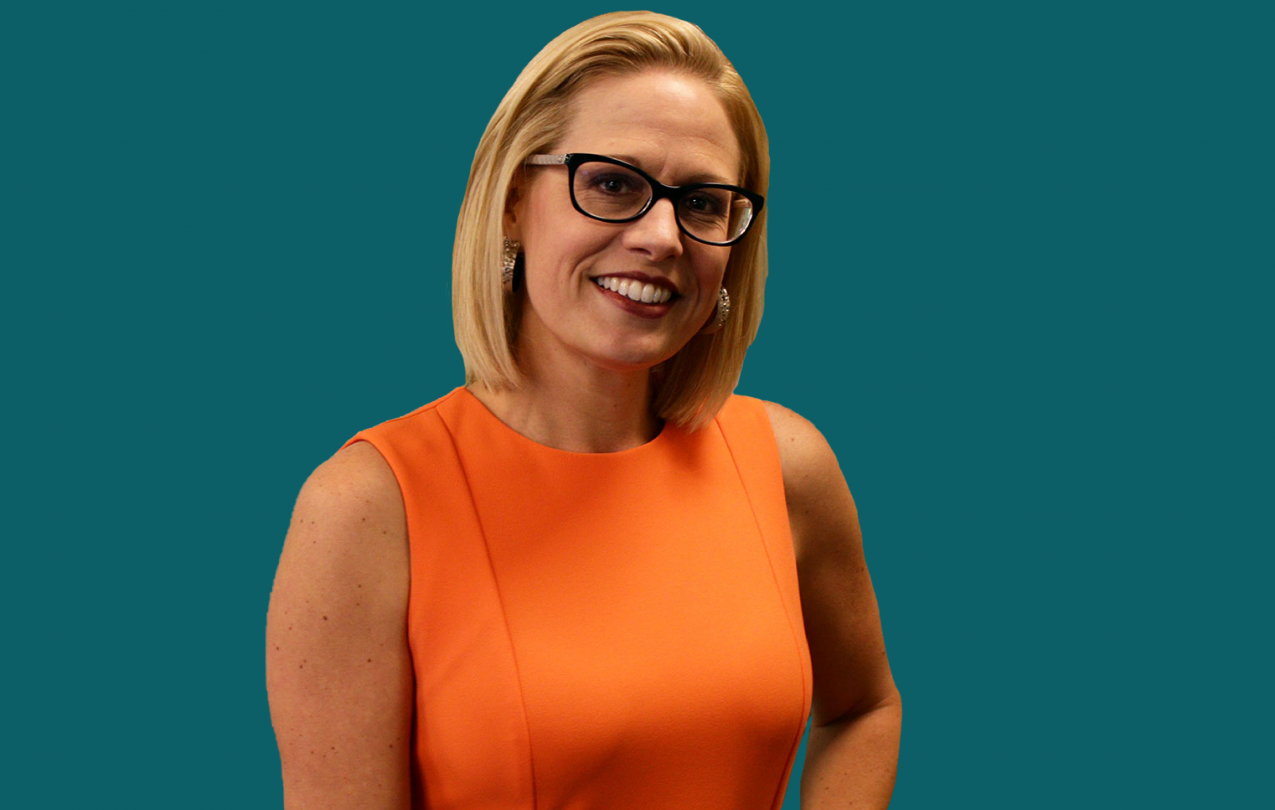 Best Candidates for Working People: Kyrsten Sinema
